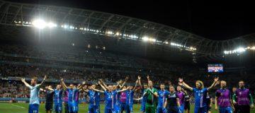 Inghilterra-Islanda 1-2, Euro 2016