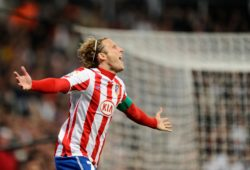Forlan, Atletico Madrid