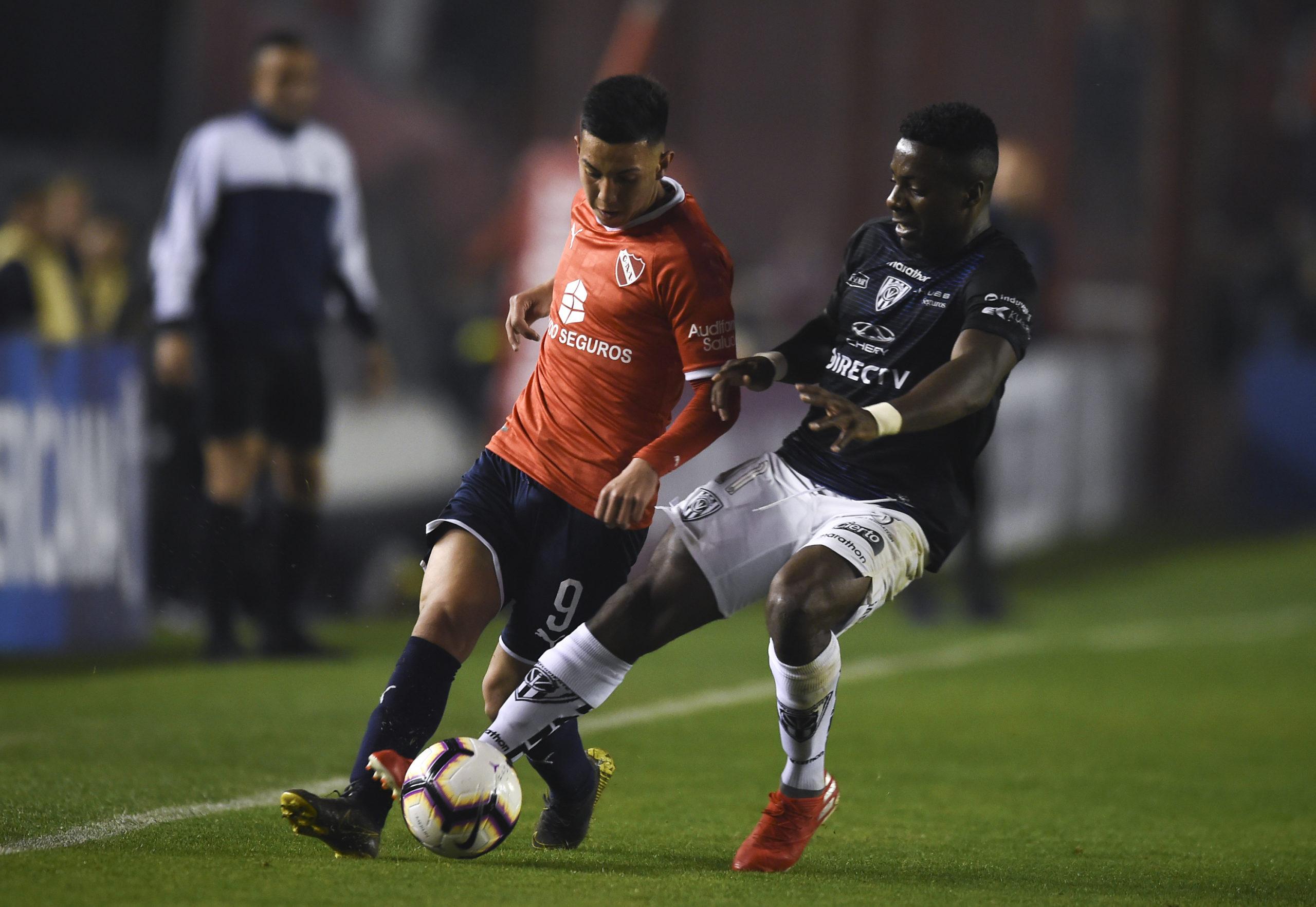 Alan Velasco Independiente
