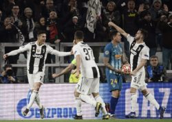 Juventus, Champions League