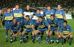 boca juniors 2000 sudamericane