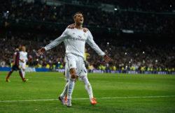 Cristiano Ronaldo Real Madrid gol barcellona