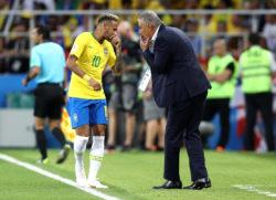 Neymar Tite Brasile