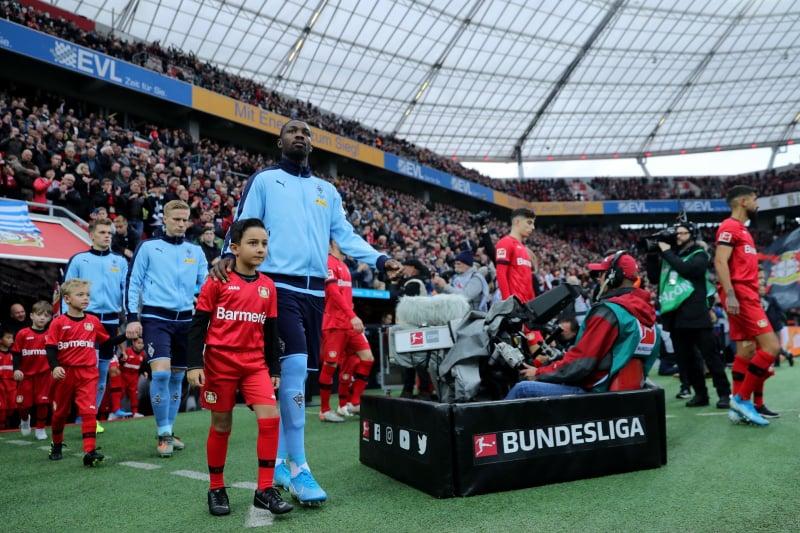 Borussia Monchengladbach-Bayer Leverkusen