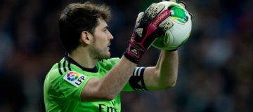 casillas real madrid