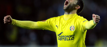 Giuseppe Rossi italiani liga villarreal