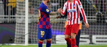 Barcellona-Atletico Madrid