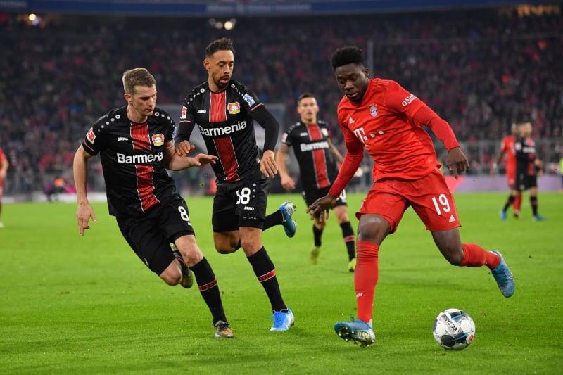 Leverkusen-Bayern Monaco