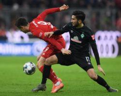 Werder Brema-Bayern Monaco