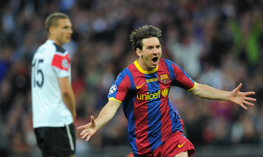 messi manchester