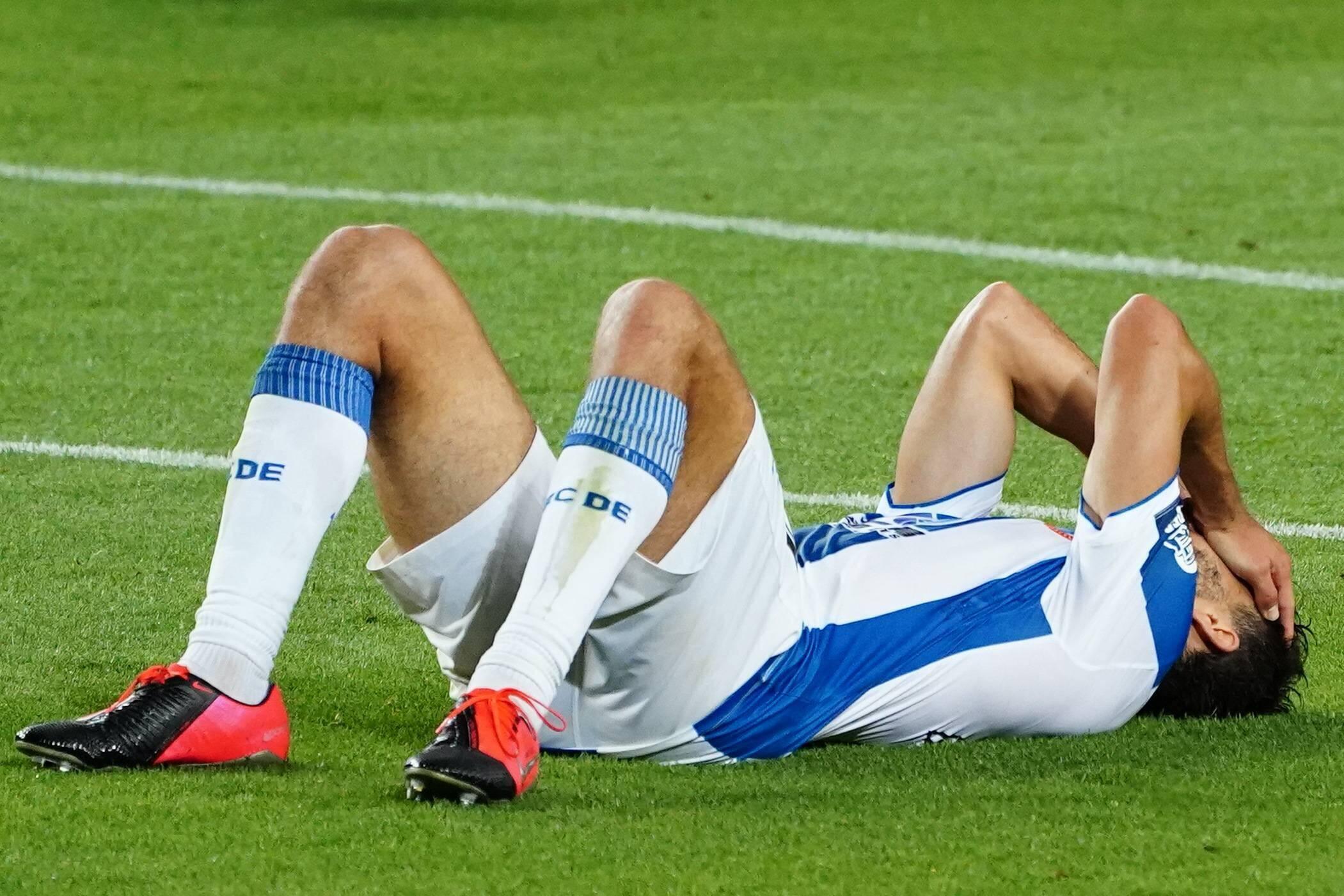 Espanyol retrocessione