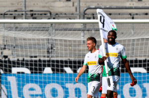 Borussia Monchengladbach, stagione