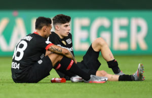 Leverkusen, stagione