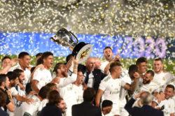 Real Madrid campione