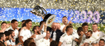 Real Madrid campione