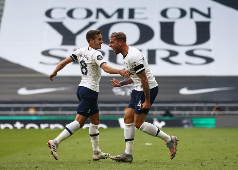 Tottenham-Arsenal 2-1
