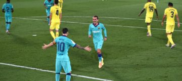 Villarreal-Barcellona
