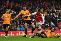 Wolves-Arsenal