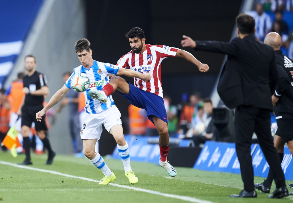 real sociedad atletico madrid