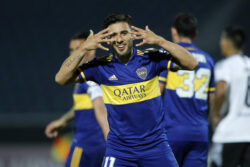 toto salvio boca juniors