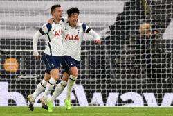 Mourinho Tottenham Lo Celso Son