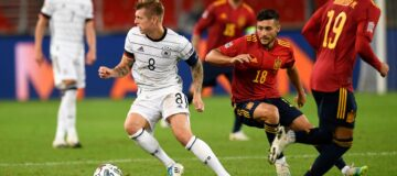 kroos spagna germania nations league