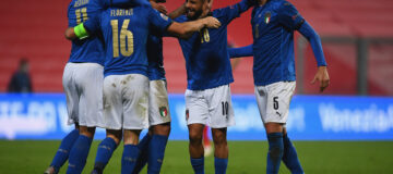 italia nations legue