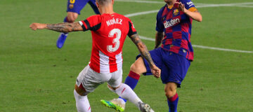 athletic barcellona liga recuperi