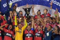 flamengo campione brasiliano
