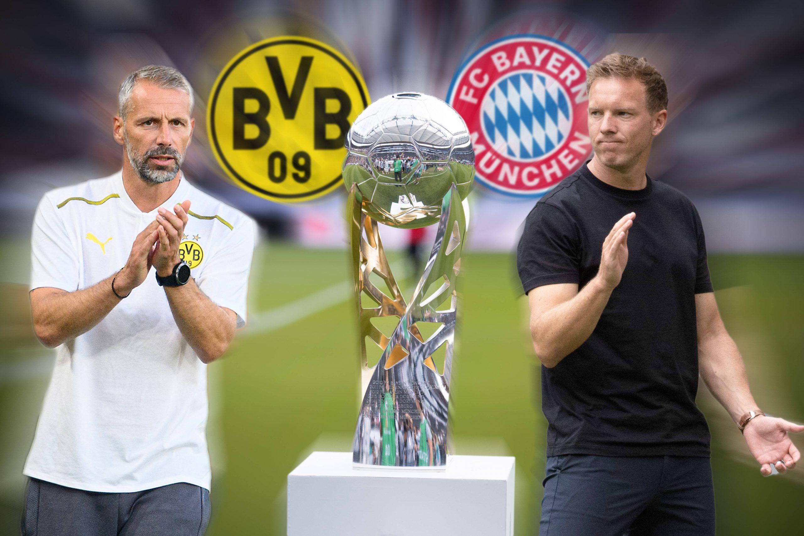 Dortmund-Bayern Monaco, il duello: Haaland vs Upamecano